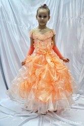 Детские нарядные платья бальные пышные