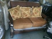 Продам комплект диван + кресло. Англия