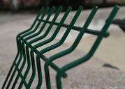 Секционное ограждение панельного типа купить. Забор панельный сварной