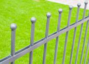 Купить сварной забор из профильной трубы,  сварные ограждения Киев