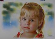 Художественный портрет по фото как подарок