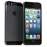 Apple iPhone 5 64Gb Black б.у. смартфон