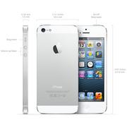 Смартфон Apple iPhone 5 64Gb White б.у.