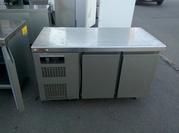 Стол холодильный двухдверный б.у Sagi KUEAM (Италия)  для кафе,  бара