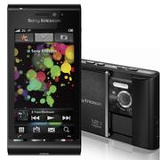 Сенсорный Смартфон Sony Ericsson Satio