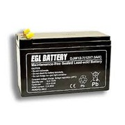 Аккумулятор Leoch,  Egl 12V/В 7, 2Ah/Ач до ИБП,  светодиодной ленты,  эхол