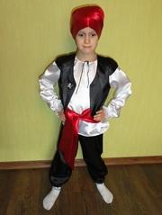 Карнавальный костюм Пирата на 4-7 лет. Прокат