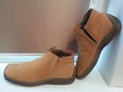 Продам новые мужские зимние ботиночки!