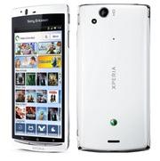 Sony Ericsson Xperia Arc S White Сенсорный