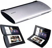 Новый Планшеи Sony Tablet P