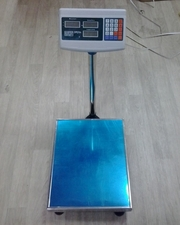 Купить весы на 150 кг.,  торговые,  электронные с калькулятором.