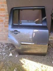 Дверь задняя правая Honda pilot 2008 год