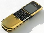 Потрясающий Nokia 8800 Gold