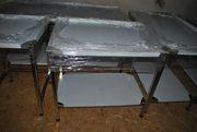 Продам  столы и мойки производственные для ресторана кафе