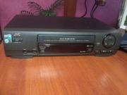 Продам видеомагнитофон JVC HR-J255EE