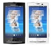 Sony Ericsson Xperia X10 White Телефон Новий