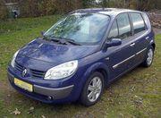 Разборка Renault Scenic II 03-09