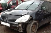 Разборка Renault Clio III 05-09