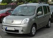 Разборка Renault Kangoo II 08-11