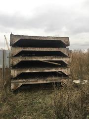 Продам бетонные плиты ПКЖ 3*12