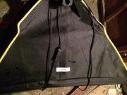 Продаются два софтбокса Fotobestway ES-570 (50х70см) + сумка для них