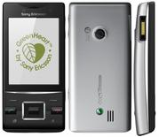 Sony Ericsson Hazel Телефон б.в.