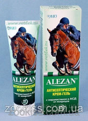 Алезан антисептический крем с мирамистином и АСД (Агроветзащита) — 100