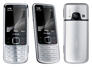 Телефон Nokia 6700 Chrome Телефон б.в.