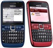 Nokia E63 Вітринний Смартфон