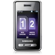 Samsung D980 Duos Новий Смартфон