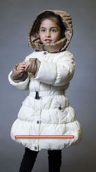 Куртка пух Snowimage SIDY-B521 размеры 116, 122, 128, 134