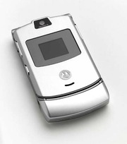Motorola Razr V3 Silver б.в. в наявності