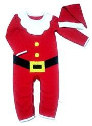 Новогодний карнавальный костюм Санта