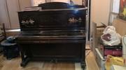 Продаю антикварное пианино Schroder 1910г.