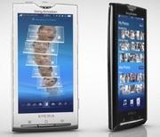 Новий Смартфон Sony Ericsson Xperia X10 White