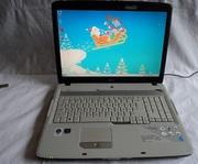 Красивый ноутбук с большим экраном Acer Aspire 7520