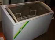 Продам бу морозильный ларь Argos ARO-400