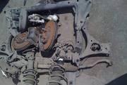 Запчасти ходовой Honda civic 4d рычаг,  кулак,  полуось,  ступица и др