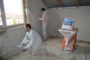 механизированная штукатурка Киев область скидка 30% до конца года