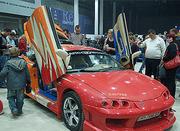 Автомобиль Mitsubishi Eclipse тюнинг под спорткар,  1998г недорого