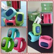 Детские умные часы/телефон с GPS трекером