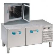 Продам стол холодильный бу низкий MBM BR2P77 барный холодильный стол