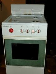 Газовая плита GRETA б.у продам или обменяю