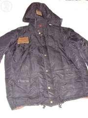 Брэндовая мужская зимняя куртка Dolce and Gabbana
