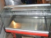 Продам бу настольную холодильную витрину Arneg