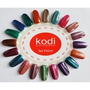 Продам гель-лаки Kodi Moon light (кошачий глаз) 7 мл.