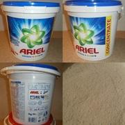 Безфосфатный порошок Ariel whites+color 9 кг