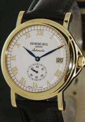 продам мужские механические часы Raymond Weil