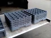 Продам бу кассеты,  корзины бу  для посудомойки купольной