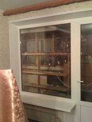 Сделаю откосы на окна из ПВХ панелей не дорого
